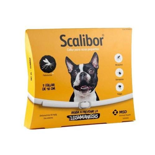Collar Scalibor Antiparasitario Perros
