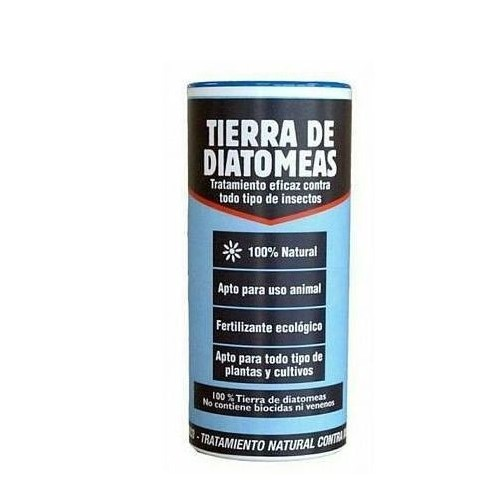 Tierra de Diatomeas para Perros Insecticida Natural 300gr