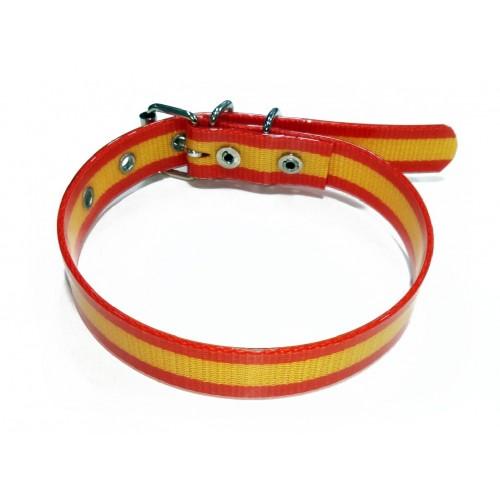 Collar para Perros TPU España 2,5cm x 50cm
