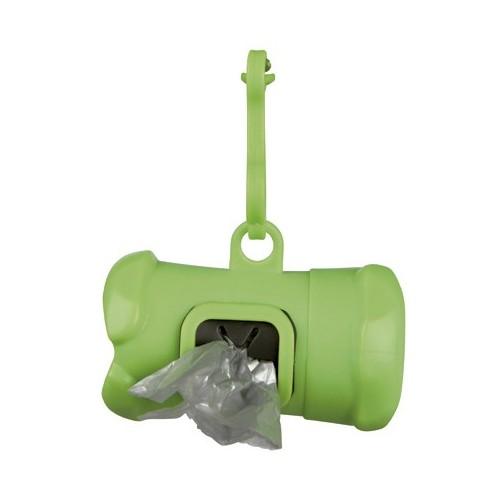 Dispensador de bolsas para Perros Plástico Colores