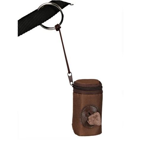 Dispensador de bolsas para Perros de Poliéster BIO