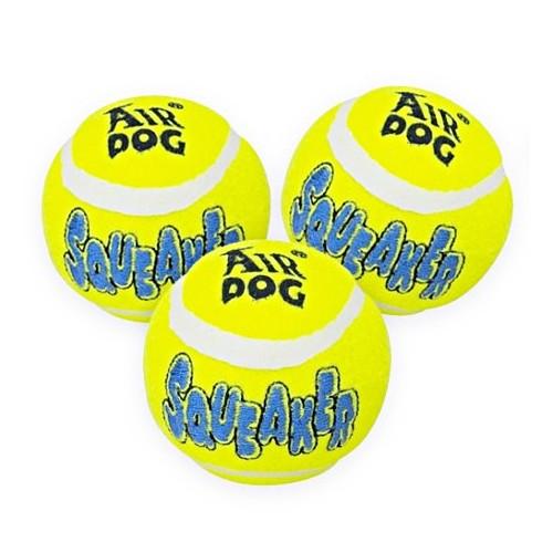 Pelota para Perros Kong Squeaker Tennis Ball