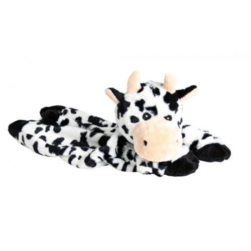 Juguete para Perros Vaca Suave para Dormir con Sonido 48cm