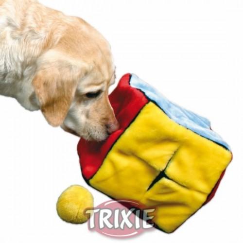 Juguete para Perros Cubo Suave Interactivo con Pelotas